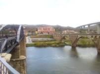 River Duoro, Portugal (we sorta love bridges)
