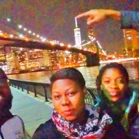 Brooklyn Bridge Backdrop, NYC