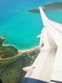 Arriving in Antigua