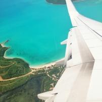 Arriving in Antigua