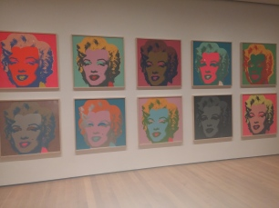 Marilyn @ The MOMA