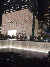 WTC Memorial, NYC