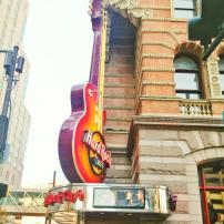 The Hard Rock Cafe, Philadelphia