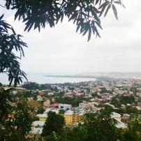 San Fernando Hills, Trinidad