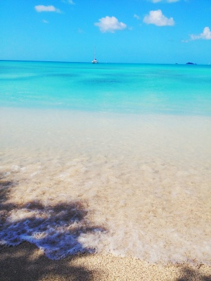 Little Ffryes Beach, Antigua