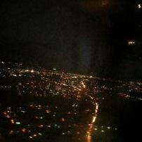 Overhead Antigua