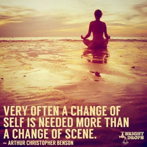 change-your-self